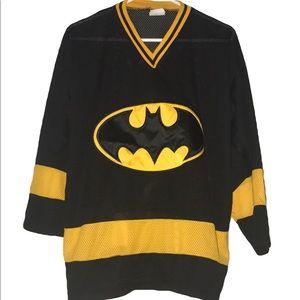 Batman jersey adult medium six flags 2000